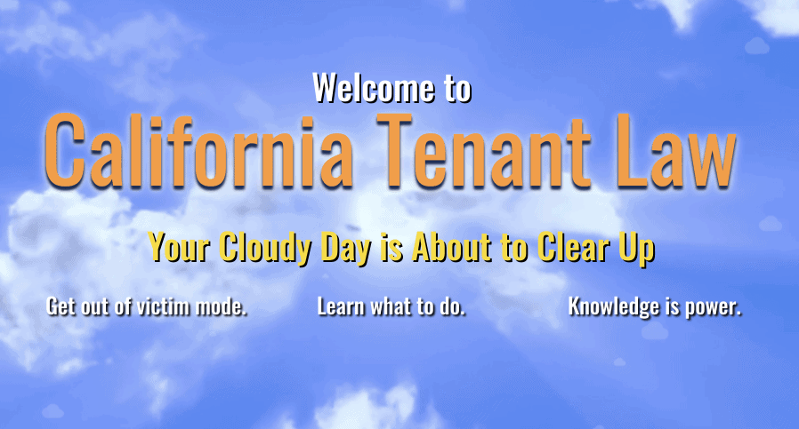 California Tenant Law